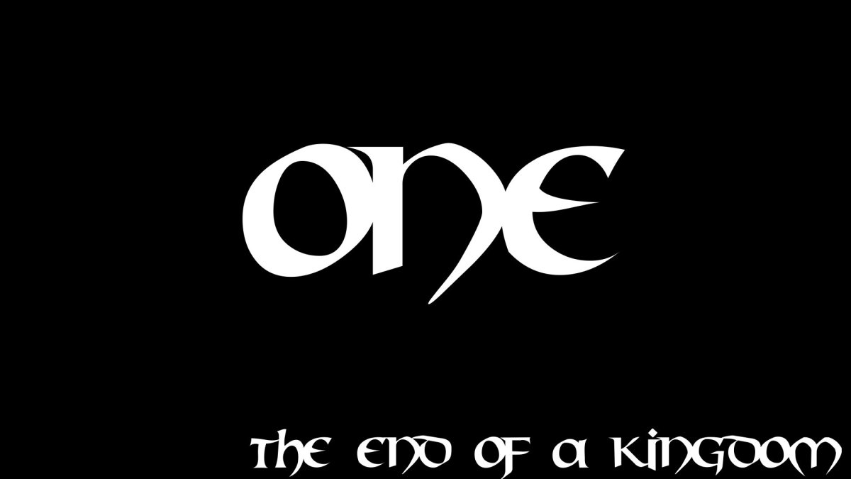 One | The End of a Kingdom